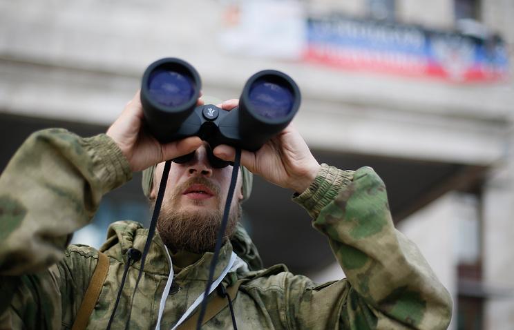 Kijevske snage 16 puta napale teritoriju DNR
