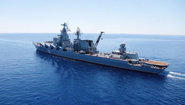 Ruska pomorska flota će održavati sastav grupe u Sredozemnom moru koji će biti efikasan
