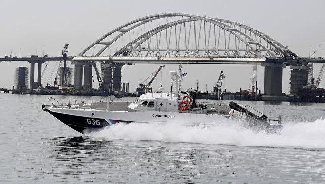 """Ukrajinski admiral saopštio o """"hibridnoj pretnji"""" u Azovskom moru"""