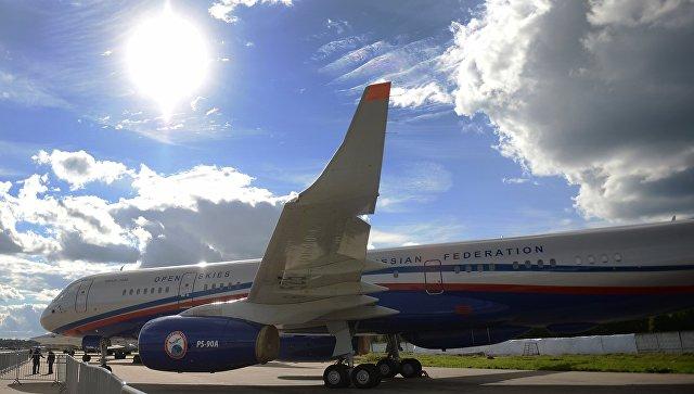 Авионо Ту-214ОН прошао прву фаза испитивања