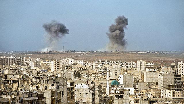 Дамаск: Коалиција САД поново напала Сирију