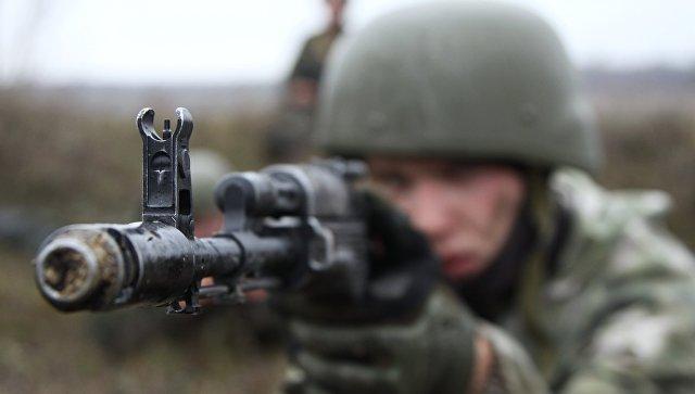 Луганск: НАТО инструктори припремају украјинске оружане снаге за офанзиву на Донбас