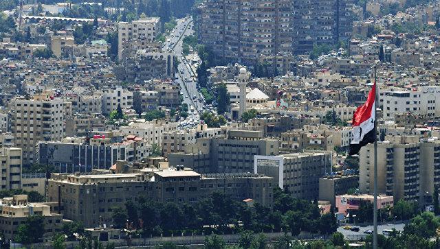 Дамаск затражио од Вашингтона да повуче своју трупе из Сирије