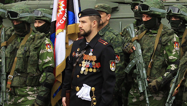 Командант батаљона