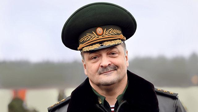 Први заменик команданта Росгардије у посети колегама из Србије