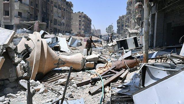 Коалиција САД бомбардовала насеље у Сирији