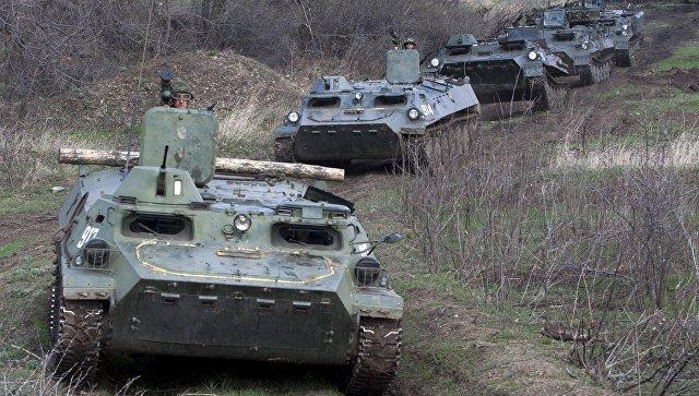 Луганск: Украјинске снаге повећавају количину наоружања и опреме на линији контакта