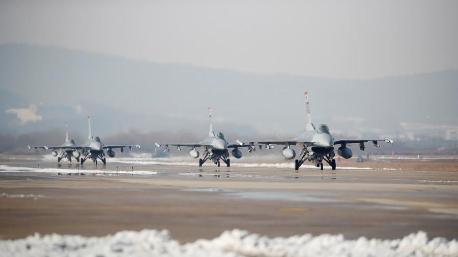РТ: Трамп најавио обустављање војних вежби са Јужном Корејом након сусрета са Кимом