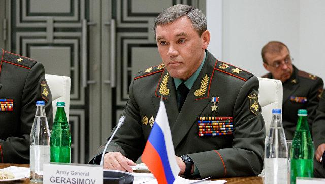 Gerasimov i Danford razgovarali o situaciji u Siriji i međunarodnoj bezbednosti