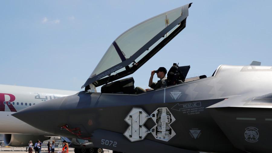 РТ: Нема авиона Ф-35 за Турску - Сенат САД блокирао продају Турској