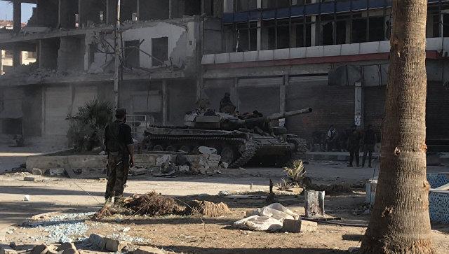 Коалција САД бомбардовала позиције сиријских снага