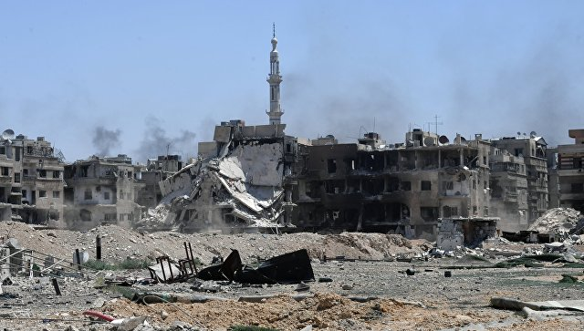 Једанаест насеља у Сирији добровољно стало под контролу сиријских власти