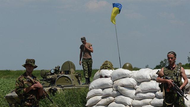 Kijevske snage 15 puta napale teritoriju DNR