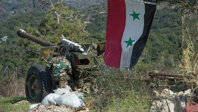 Сиријска војска припрема напад на терористе на југоистоку града Дерае