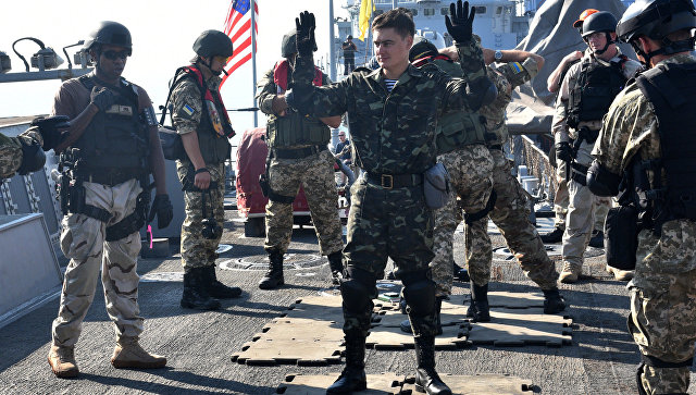 Поморске вежбе Украјине и САД почињу следеће недеље