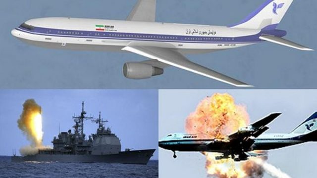 Dan kada su SAD ubile 290 putnika iranskog aviona