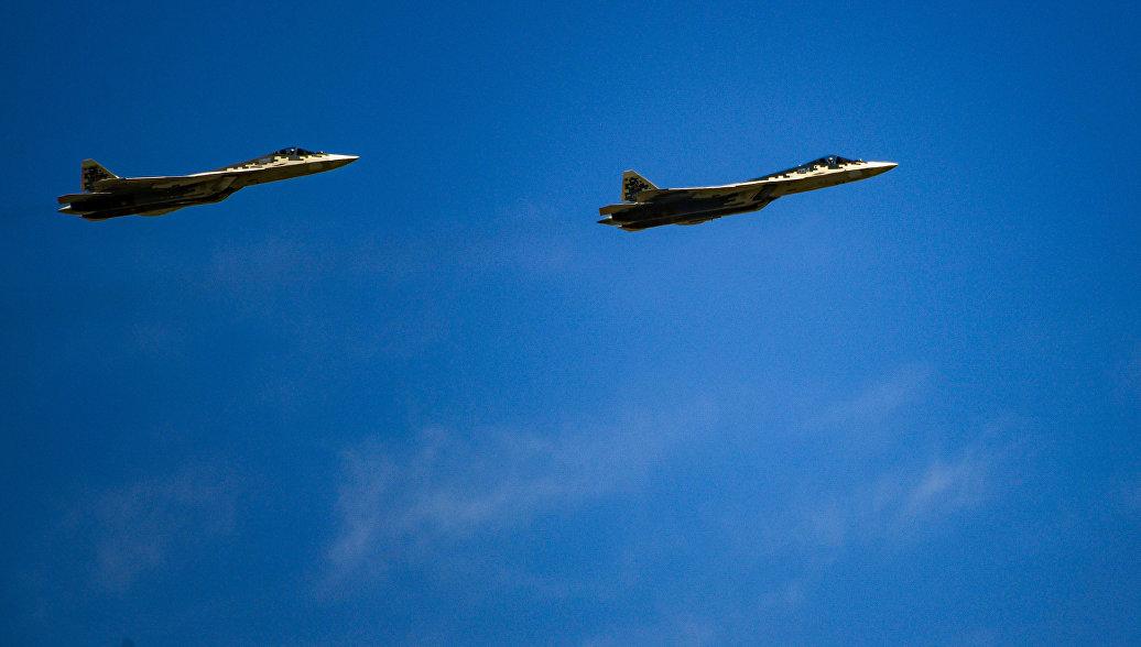 Četiri aviona SU-57 testirana u Siriji
