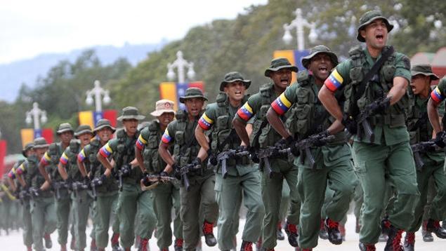 """У Венецуели обећали САД-у """"још један Вијетнам"""""""