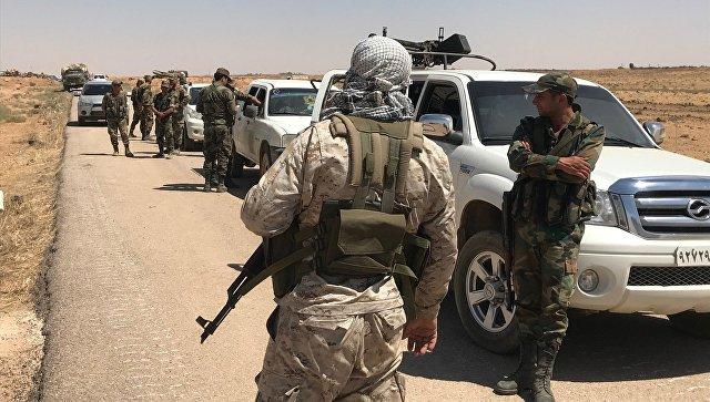 Сиријска војска преузела под контролу главни гранични прелаз са Јорданом