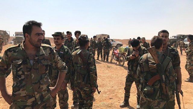 Милитанти у сиријској провинцији Дераа пристали да положе оружје