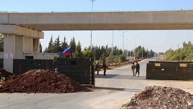 Sirijska vojska preuzela kontrolu nad putem Damask-Aman