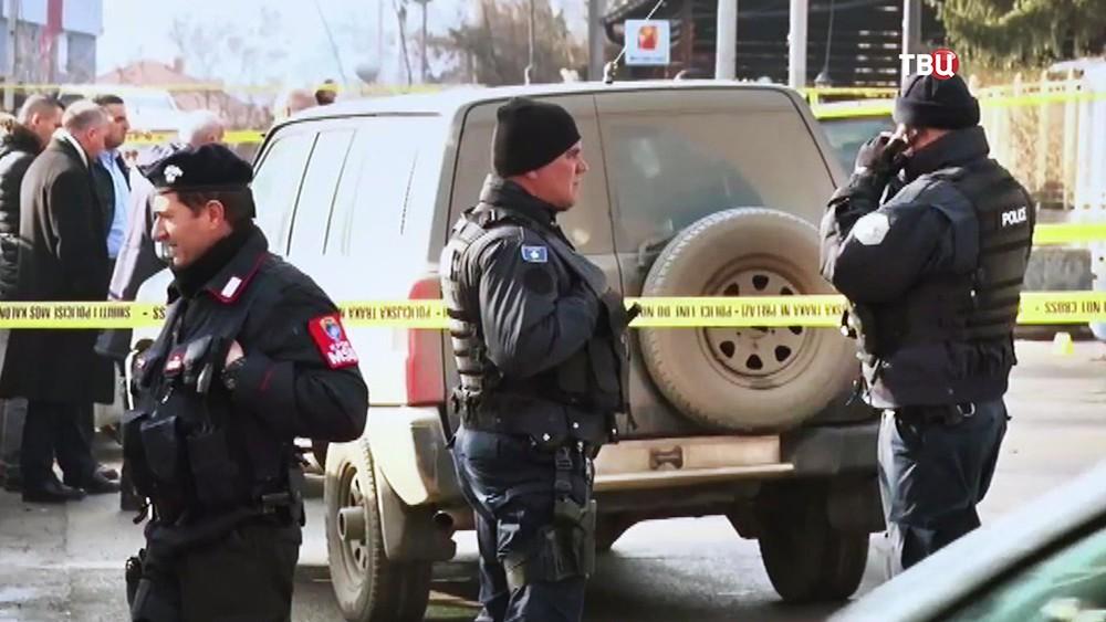 Ослобођени Срби које су ихапсиле тзв. специјалне снаге косовске полиције