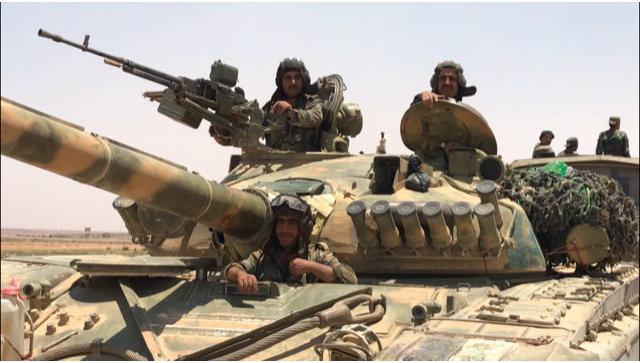 """Сиријска војска пронашла америчке противоклопне системе """"Тов"""""""