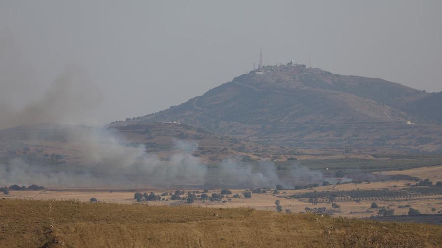 РТ: Израел напао Сирију у близини Голанске висоравни