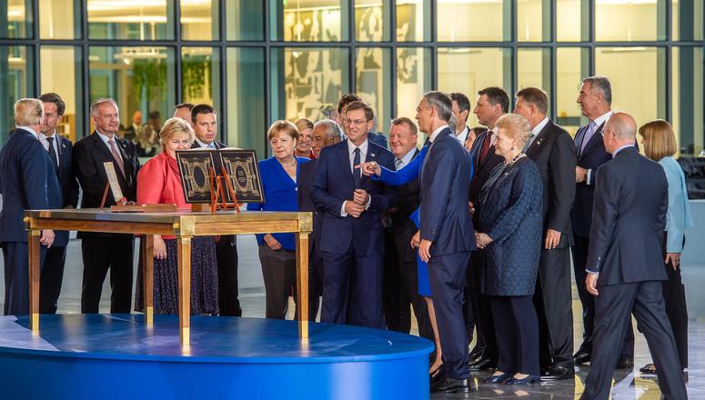 НАТО: У блиској сарадњи са косовским властима и ЕУ доприносимо широј стабилности