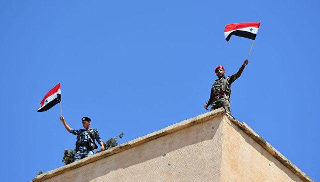 Сиријска војска преузела контролу стратешког брда Хара