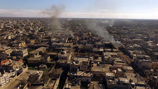 Стотине милитаната напустило сиријску провинцију Дараа
