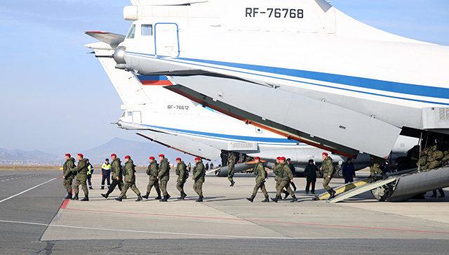 Сто припадника руске војне полиције се вратило из Сирије