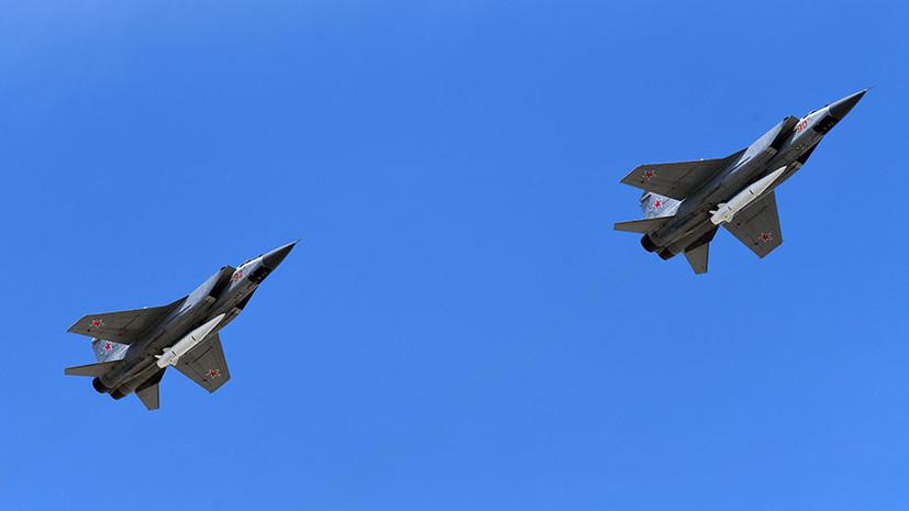 """Изведено више од 350 летова ескадрила опремљених комплексима """"Кинџал"""""""