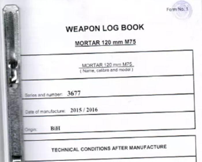 Оружје из Федерације БиХ преко Саудијске Арабије у рукама терориста у Сирији