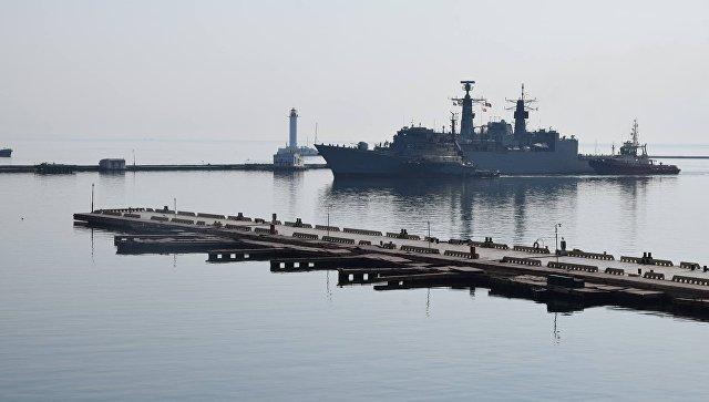 NATO brodovi uplovili u Odesu