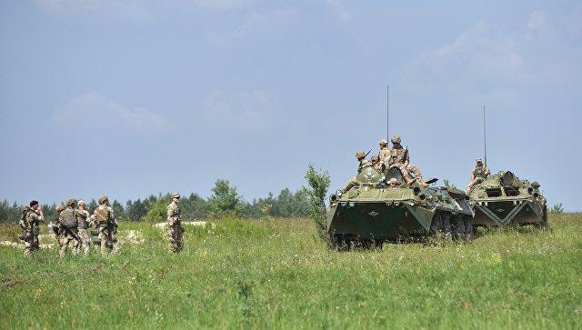 Луганск: Кијев се припрема за активне борбе у Донбасу