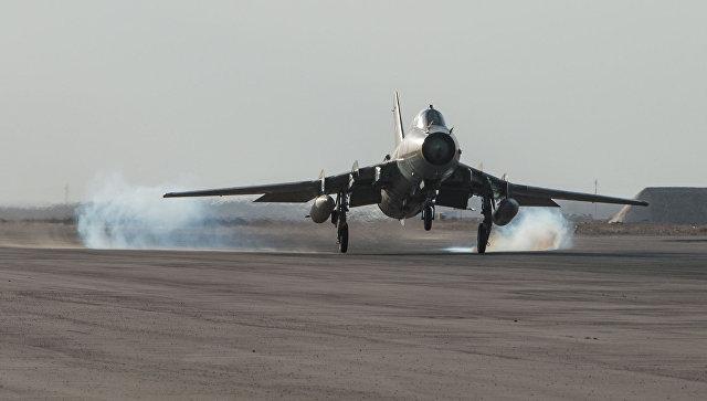 Погинуо пилот обореног ситријског авиона