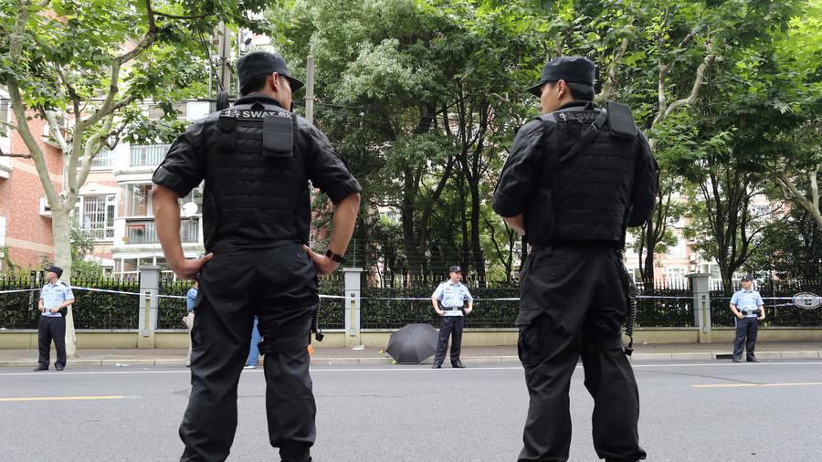 РТ: Експлозија код амбасаде САД у Пекингу