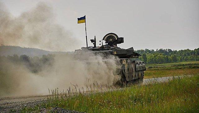 Луганск: Кијевске снаге размештају технику и наоружање на линији разграничења