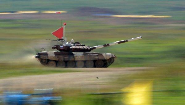 Тенковски биатлон - уживо
