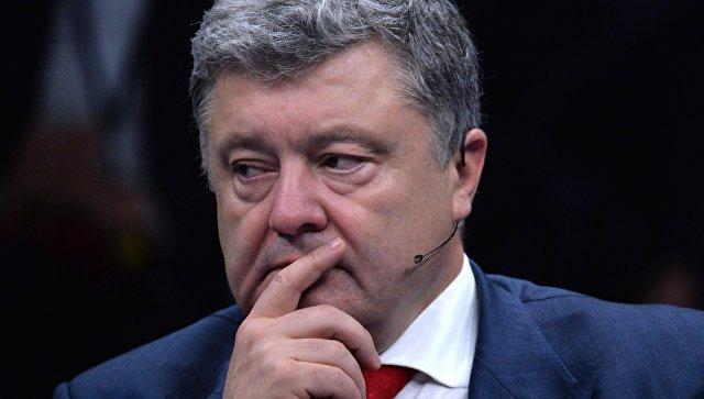 СБУ покренула истрагу због издаје против Порошенка