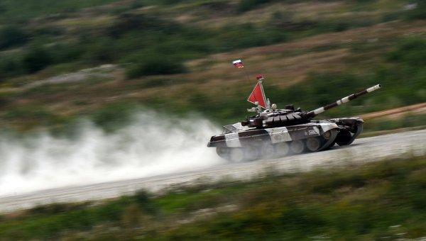 Наступ Србије на тенковском биатлону - уживо