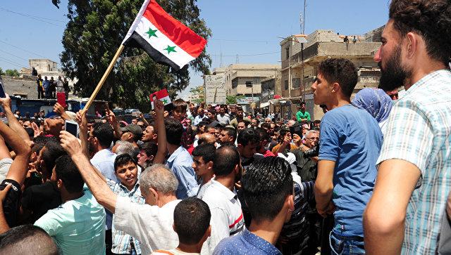 Сиријска војска у потпуности ослободила покрајину Дераа
