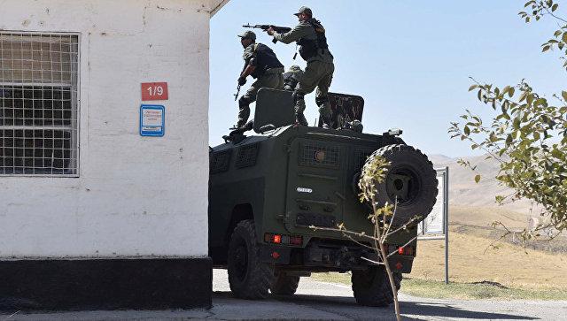У Таџикистану спречен терористички напад на руску војску