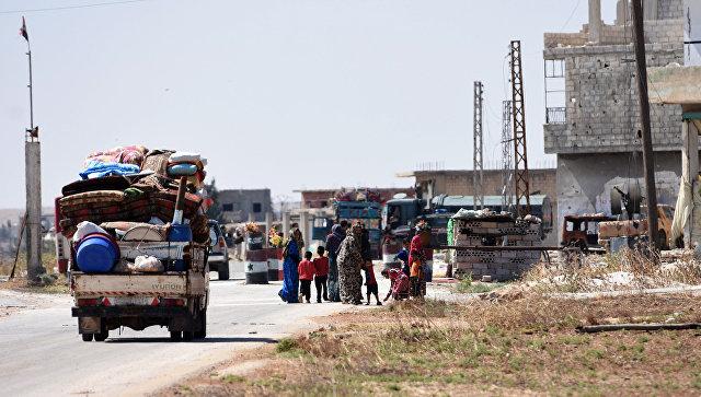 Дамаск уз подршку Ваздушно-космичких снага Русије успоставио контролу над три провинције