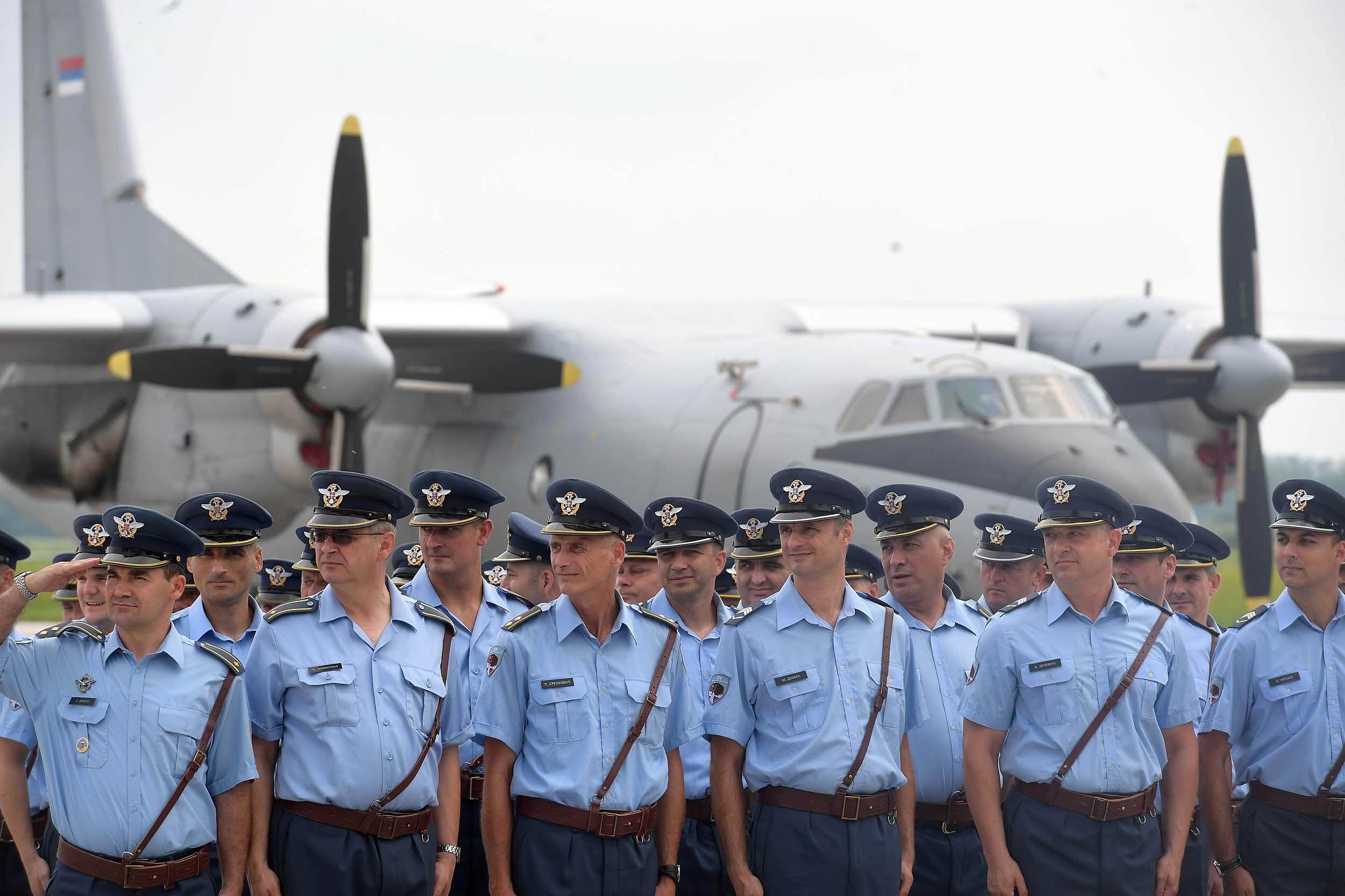 Дан авијације Војске Србије