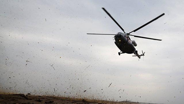 У Русији се срушио хеликоптер