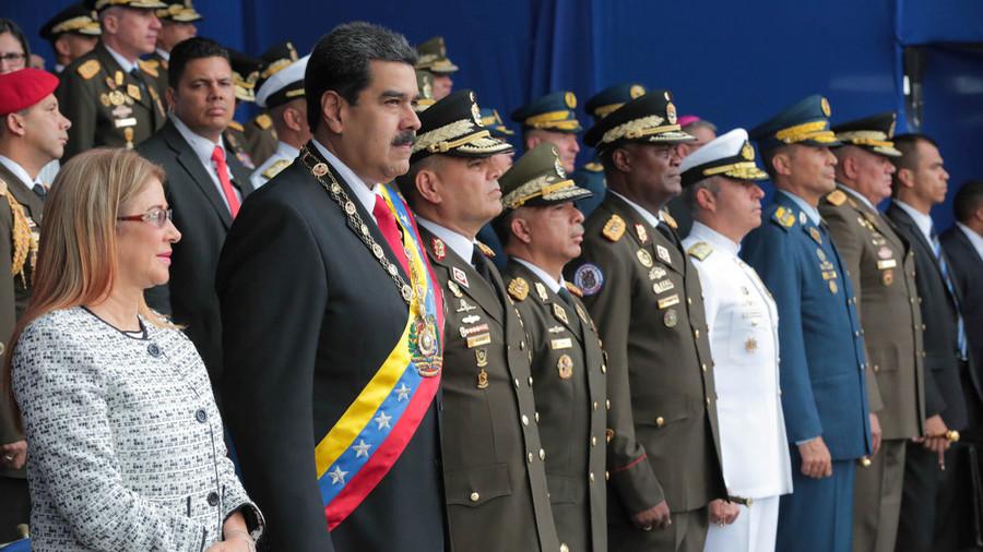 РТ: Мадуро оптужио екстремну десницу и Колумбију за покушај атентата