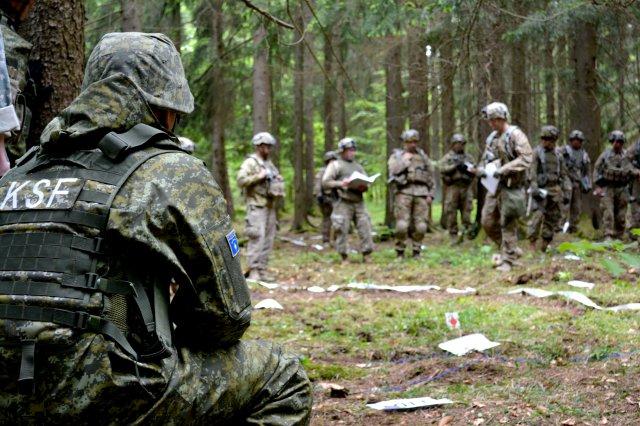 САД обучавају и наоружавају сепаратисте на Косову