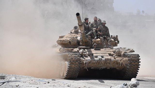 Сиријска војска одбила напад терориста на северно предграђе Латакије